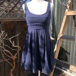 James Perse Tank Top Babydoll Side Pocket Dress